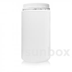 1600ml UN 80 Dose mit Versiegeltmöglichkeit
