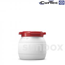3,6 Liter Weithalsfass