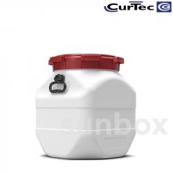 50L Liter Quadratisches fass