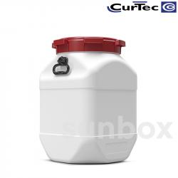 66L Liter Quadratisches fass