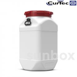 80L Liter Quadratisches fass