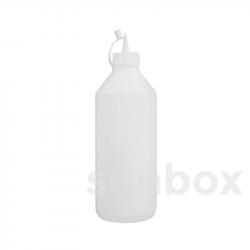 500ml weiche Flasche mit Röhrchen