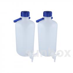 10 Liter Gasflasche mit Hahn