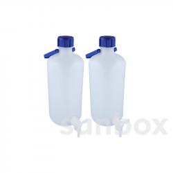 5 Liter Gasflasche mit Hahn