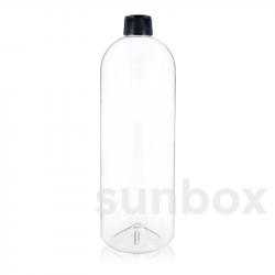 1000ml Transparent BIR Flasche