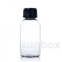 200ml B-PET transparent Flasche