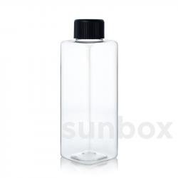 200ml Rechteckige MANHATTAN Flasche