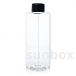 300ml Rechteckige MANHATTAN Flasche