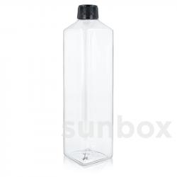 750ml Rechteckige MANHATTAN Flasche