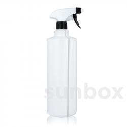 1000ml Weib Flasche mit Visor