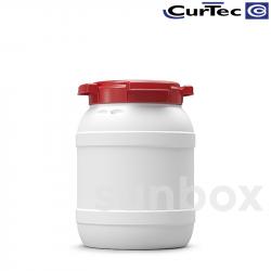 6 Liter Weithalsfass