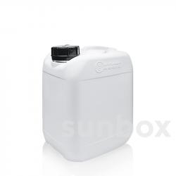 5 Liter stapelbarer Kanister Jerrycan. Spezieller Öffnungsdurchmesser 44mm