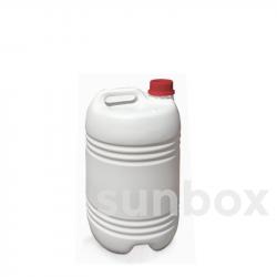 25L zylindrisches stapelbares Fass für Flüssigkeiten