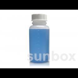 1000ml Graduierte autoklavierbare Weithalsflasche