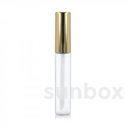 10ml Transparenter Röhre Verschluss Lip Gloss UV