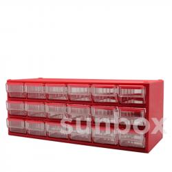 Schubladenbox 18