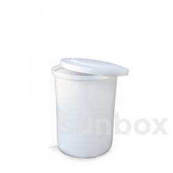 Zylinder Rotomoldeo Bidon 100L