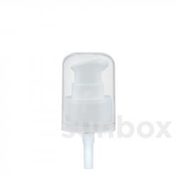 Verschluss SERUM 24/410 Weiß Tube 120mm