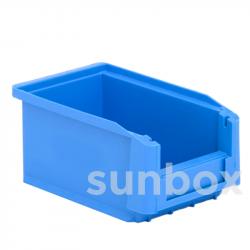Blaue Schäferkisten für Picking SLK 2
