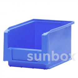 Blaue Schäferkisten für Picking SLK 3