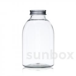 250ml S-ROUND Rundflasche