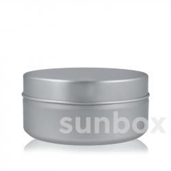 150ml Aluminium Druckverschluss Pillendosen