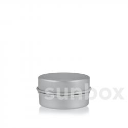 15ml Aluminium Druckverschluss Pillendosen