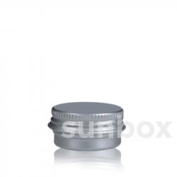 5ml Aluminium Pillendosen