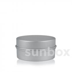 50ml Aluminium Druckverschluss Pillendosen