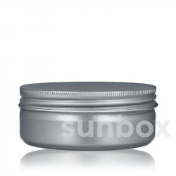 75ml Aluminium Pillendosen